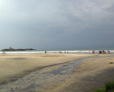 コバラムビーチ