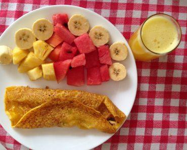 Mitra Hermitageの朝食