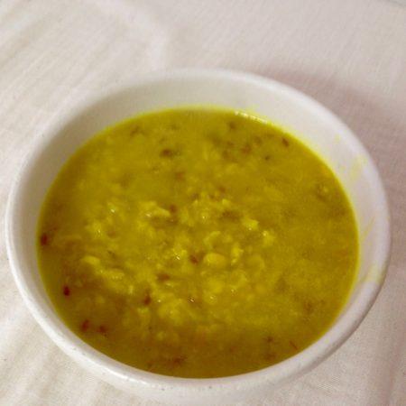 イエロームング豆のお粥